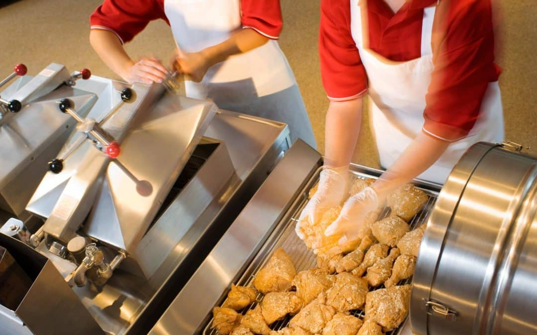 Simple Steps to Increase Productivity in Your Commercial Kitchen